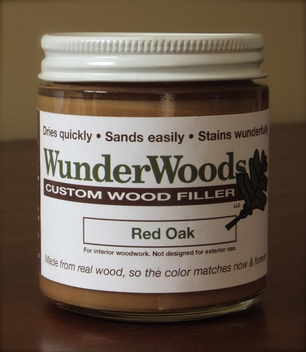 water based wood putty