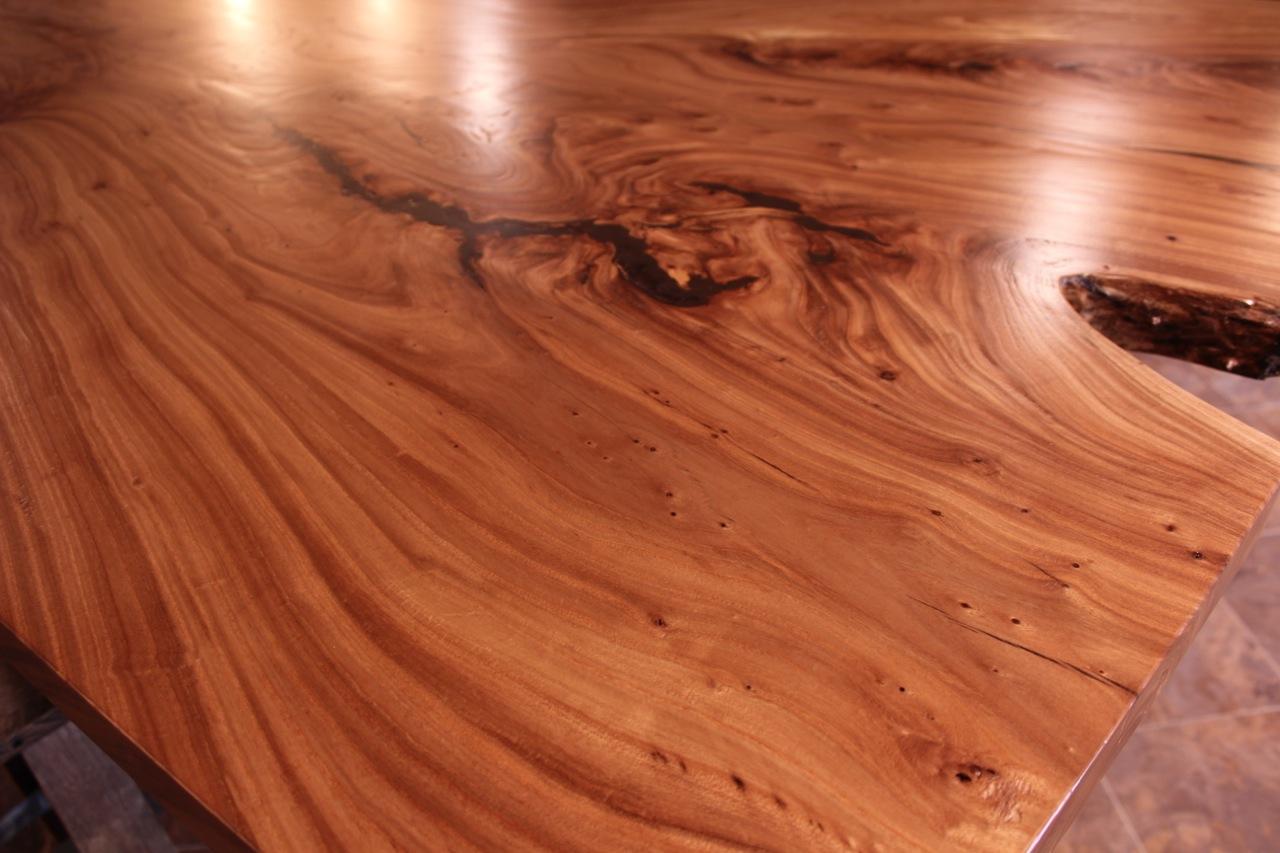 Wunderwoods hardwoods from st charles st louis live for Finishing live edge wood